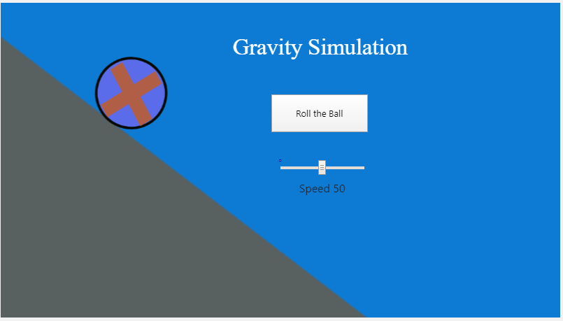Create a Gravity Simulation