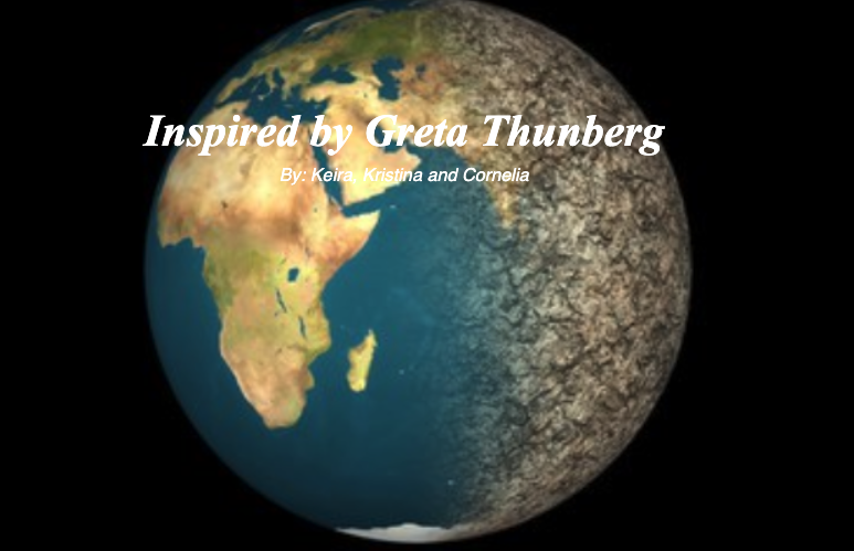 Greta Thunberg Project