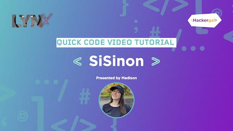 SiSinon primitive