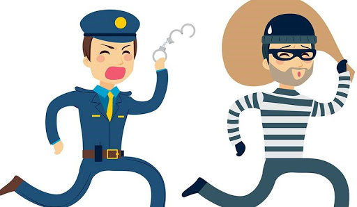 cop and thief