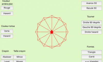 Géométrie Tortue