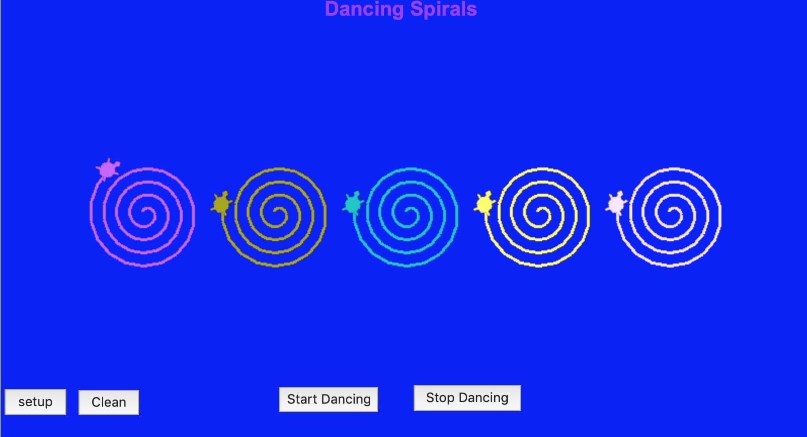 Nature+Spirals+Math+Art
