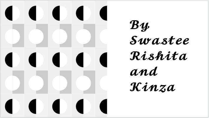 Coding Club Project (Swastee, Rishita and Kinza)